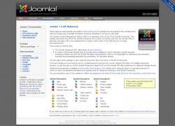 Оффлайн версия API Joomla 1.5.x