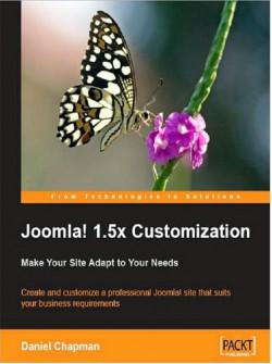 Joomla! 1.5x Customization, Daniel Chapman