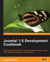Joomla! 1.5 Development  Cookbook, James Kennard