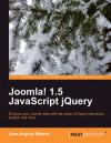 Joomla! 1.5 JavaScript jQuery, Jose Argudo Blanco