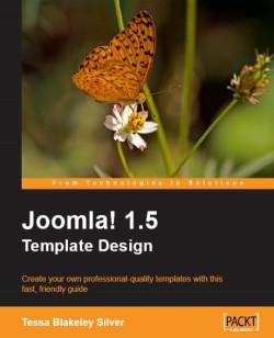 Joomla! 1.5 Template Design, Tessa Blakeley Silver