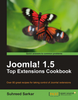 Joomla! 1.5 Top  Extensions Cookbook, Suhreed Sarkar
