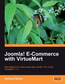 Joomla! E-Commerce with VirtueMart, Suhreed Sarkar
